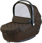 Люлька Peg Perego Navetta XL Pois Brown
